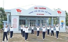 Gia hạn thời gian hoàn thành dự án Cơ sở sinh hoạt Văn hóa – Thể thao phường Tự An, thành phố Buôn Ma Thuột