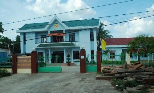 Bổ sung khối lượng phát sinh hạng mục Nâng cấp cải tạo Nhà làm việc Hạt Kiểm lâm huyện Lắk.
