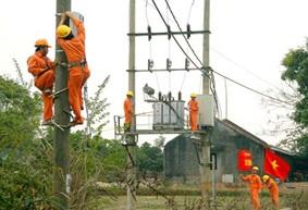Giải quyết nguồn vốn để thanh toán cho công trình hoàn thành lưới điện trung hạ áp và kéo điện cho các hộ dân tại buôn Sa Bốk, xã Ea Rbin, huyện Lắk