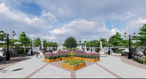 Phê duyệt chủ trương đầu tư Dự án Quảng trường trung tâm huyện Ea Súp