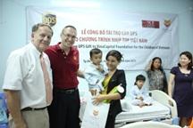 Kế hoạch khám chữa bệnh tim cho trẻ em của tổ chức VCF