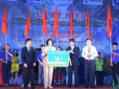 Tổ chức kỷ niệm Ngày Công tác xã hội Việt Nam