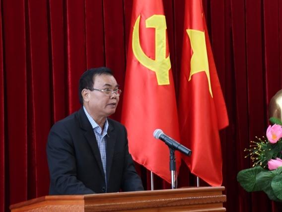 Hội nghị Ban chấp hành Đảng bộ tỉnh Đắk Lắk lần thứ 7 (mở rộng)