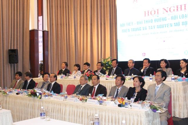 Hội nghị Nội tiết- Đái tháo đường  và Rối loạn chuyển hóa miền Trung-  Tây Nguyên mở rộng lần thứ 10