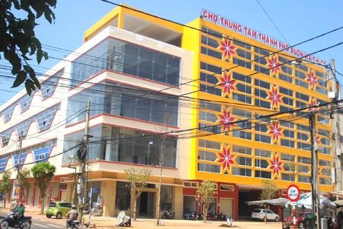 Kiểm tra, rà soát hồ sơ xây dựng chợ (cũ) trung tâm thành phố Buôn Ma Thuột