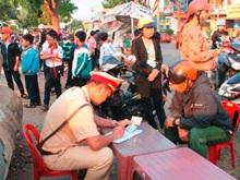 Báo cáo công tác thi hành pháp luật về xử lý vi phạm hành chính trên địa bàn tỉnh Đắk Lắk năm 2016