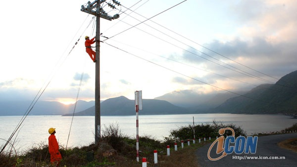 Đề nghị Trung ương xem xét, bố trí nguồn vốn thực hiện dự án cấp điện nông thôn từ lưới điện quốc gia giai đoạn 2016 -2020.