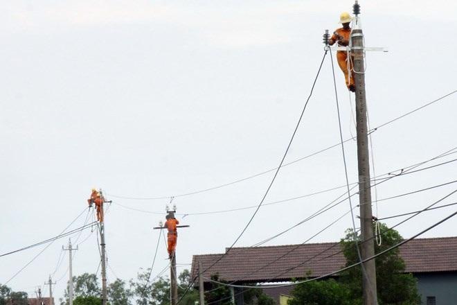 Tổng hợp Danh mục các công trình thuộc dự án cấp điện nông thôn từ lưới điện quốc gia tỉnh Đắk Lắk đề nghị Trung ương có kế hoạch bố trí bổ sung nguồn vốn đầu tư