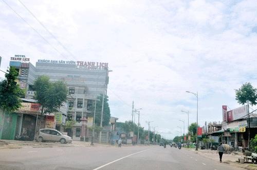 Điều chỉnh cục bộ Quy hoạch chung xây dựng thị trấn Ea Kar, huyện Ea Kar