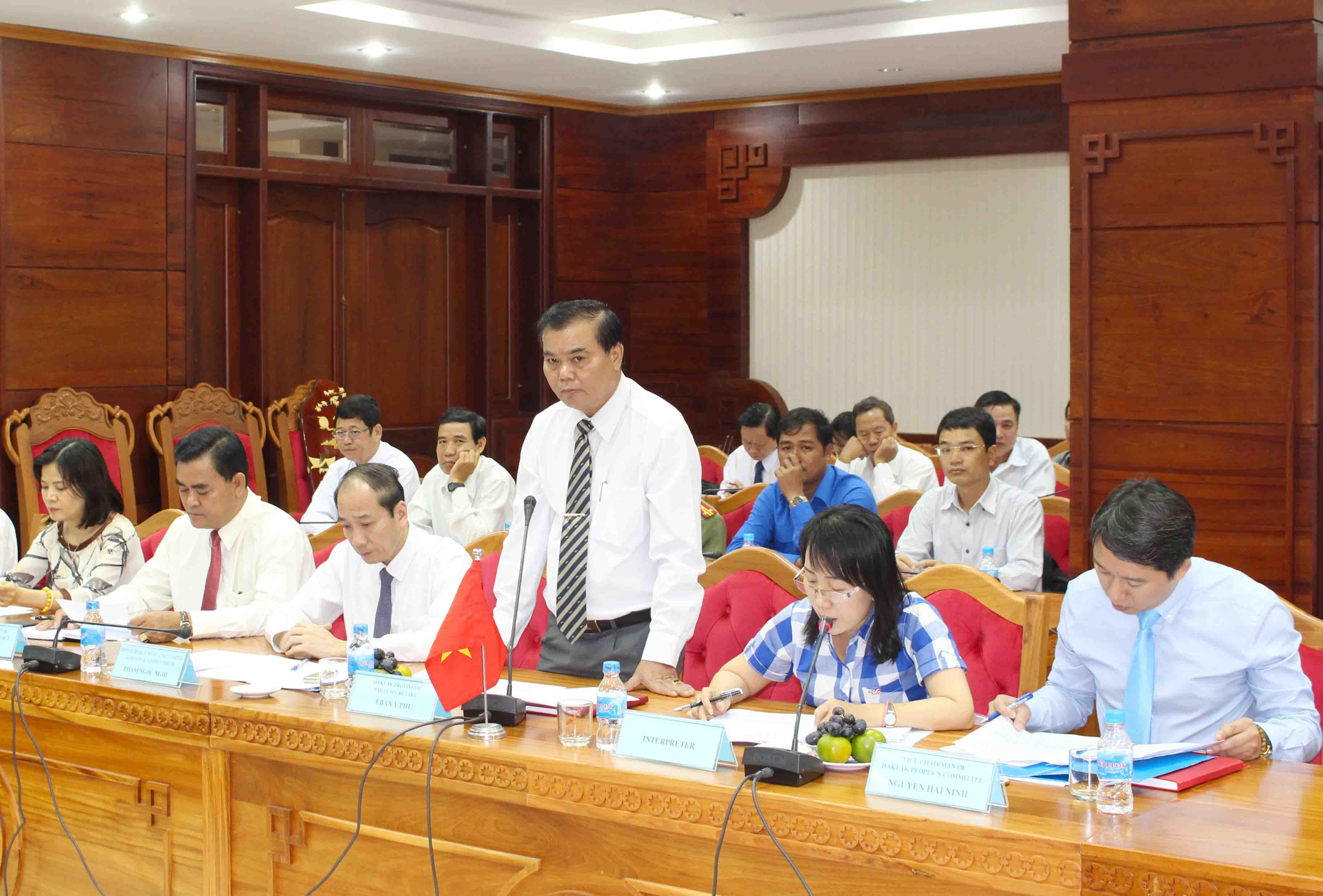 Hỗ trợ học bổng đào tạo cho tỉnh Chămpasắk, Cộng hòa Dân chủ Nhân dân Lào