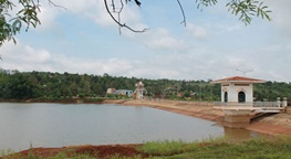 Hoàn chỉnh Báo cáo đề xuất chủ trương đầu tư Dự án hồ chứa nước Ea H'leo 1, huyện Ea H'leo.