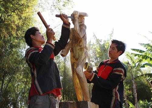 Kế hoạch tổ chức Hội thi tạc tượng gỗ dân gian các tỉnh Tây Nguyên năm 2017