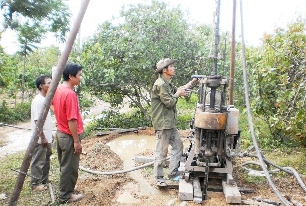 Đầu tư dự án Nhà máy cấp nước sạch tại thôn Ea Tung, xã Ea Na, huyện Krông Ana