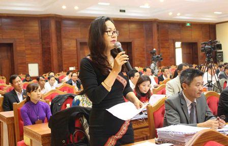 Ủy quyền trả lời ý kiến chất vấn của đại biểu HĐND tỉnh