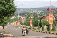 Phê duyệt điều chỉnh Quy hoạch chung thị trấn Ea Drăng, huyện Ea Hleo, tỉnh Đắk Lắk đến năm 2030.