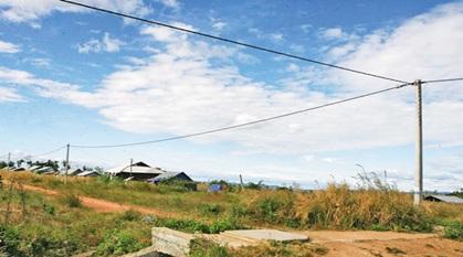Giao bổ sung kế hoạch vốn đầu tư năm 2016 cho dự án quy hoạch xây dựng vùng dân di cư tự do khu vực Ea Krông, xã Cư San, huyện M'Drắk