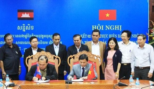 Sơ kết 02 năm thực hiện Bản ghi nhớ giữa tỉnh Đắk Lắk và tỉnh Mondulkiri