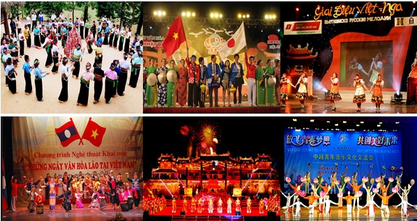 Báo cáo tình hình triển khai Chiến lược văn hóa đối ngoại của Việt Nam đến năm 2020 và tầm nhìn đến năm 2030