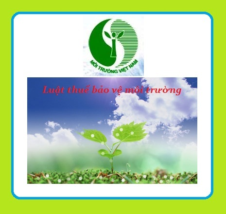 Báo cáo tổng kết, đánh giá chính sách thuế bảo vệ môi trường