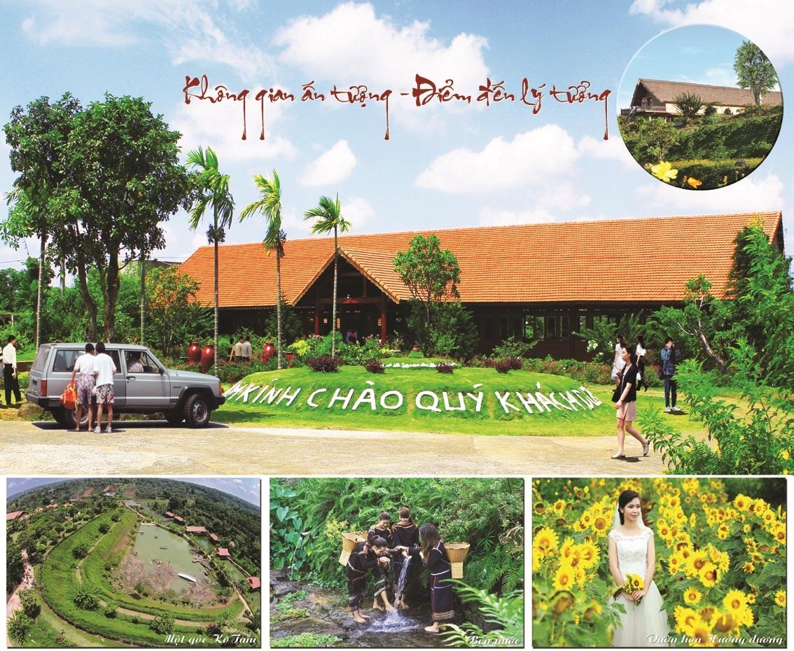 Xử lý kiến nghị của Công ty cổ phần Du lịch cộng đồng Ko Tam.