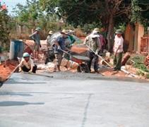Đề nghị điều chỉnh kinh phí các hạng mục công trình trên địa bàn huyện Krông Năng