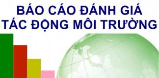 Đồng ý cho Chi nhánh Công nghiệp hóa chất mỏ Đắk Lắk điều chỉnh nội dung Báo cáo đánh giá tác động môi trường