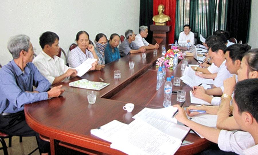 Xử lý Công văn số 1036/UBND-TTr, ngày 28/11/2016 của UBND huyện Krông Năng
