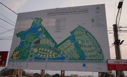 Giải quyết vướng mắc trong quá trình triển khai dự án Đô thị văn hóa cà phê Suối Xanh, thành phố Buôn Ma Thuột.