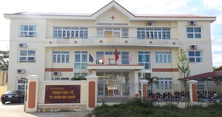 Phê duyệt tổng mức đầu tư điều chỉnh dự án Trung tâm Y tế thành phố Buôn Ma Thuột