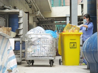 """Phê duyệt báo cáo đánh giá tác động môi trường của Dự án """"Hỗ trợ xử lý chất thải Bệnh viện Lao và bệnh phổi"""""""