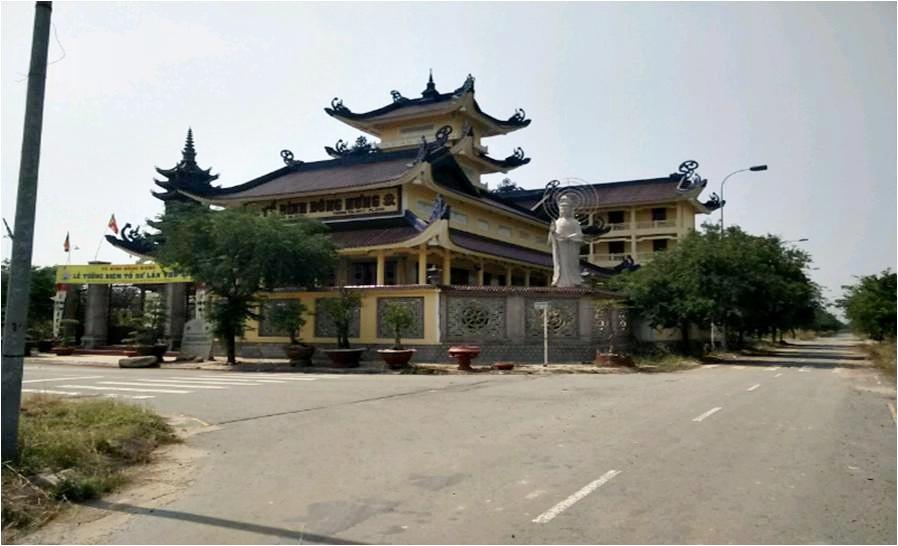 Giao đất cho Ban Trị sự Giáo hội Phật giáo Việt Nam huyện Cư Kuin.