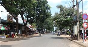 Điều chỉnh Quy hoạch chi tiết kiến trúc trục đường Ngô Quyền ( Lê Thánh Tôn B cũ), thành phố Buôn Ma Thuột.