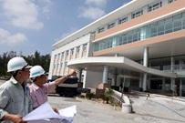 Giới thiệu công trình quy mô lớn cho Hội đồng nghiệm thu nhà nước các công trình xây dựng