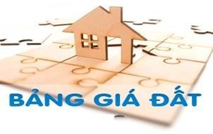 Phê duyệt hệ số điều chỉnh giá đất để tính tiền bồi thường về đất cho hộ ông Lê Quý Đệ tại thị trấn Liên Sơn, huyện Lắk