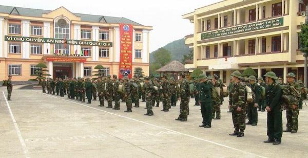 Đề nghị điều chỉnh kinh phí hỗ trợ xây dựng Sở chỉ huy Bộ Tư lệnh Bộ đội Biên phòng từ năm 2015, 2016 sang năm 2017, 2018.