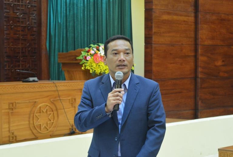 Hội thảo về Điều chỉnh quy hoạch sử dụng đất đến năm 2020 và Kế hoạch sử dụng đất 5 năm kỳ cuối 2016 – 2020 của tỉnh Đắk Lắk.
