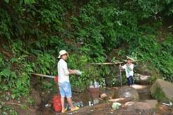 Phê duyệt báo cáo kinh tế - kỹ thuật đầu tư xây dựng công trình: Nước sinh hoạt tập trung tại Buôn M'Ngoan, xã Ea Hồ, huyện Krông Năng.