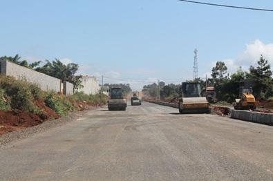 Phê duyệt dự toán điều chỉnh công trình thảm bê tông nhựa một số tuyến đường nội thành phố Buôn Ma Thuột