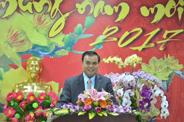 Đắk Lắk thi đua yêu nước hoàn thành mọi nhiệm vụ năm 2017 của Đảng bộ tỉnh đề ra.