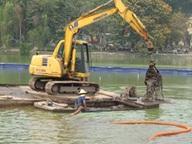 Cho phép thu gom than bùn trong quá trình nạo vét lòng hồ Phước An tại xã Cư Né, huyện Krông Búk