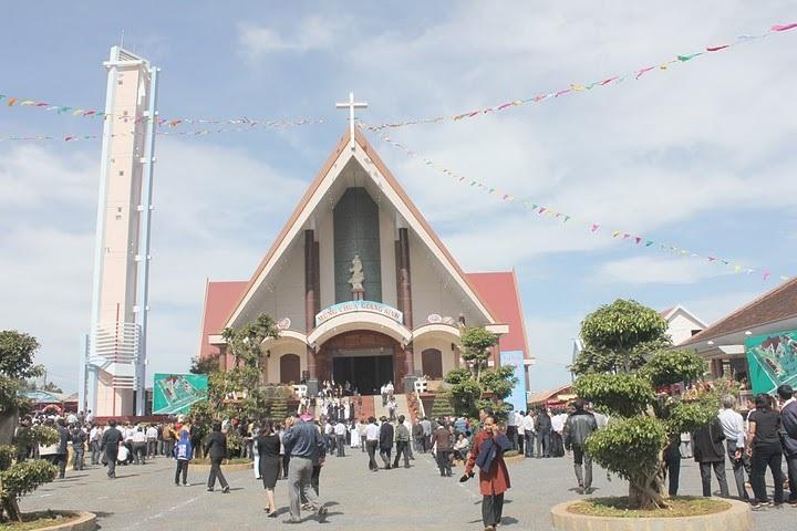 Chủ trương xây dựng các hạng mục phụ trợ thuộc công trình Giáo xứ Chi Lăng .