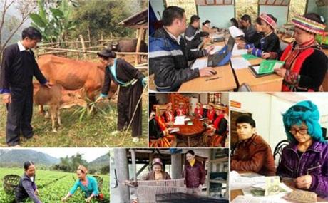 Báo cáo kết quả thực hiện Chương trình mục tiêu quốc gia Giảm nghèo bền vững năm 2016.