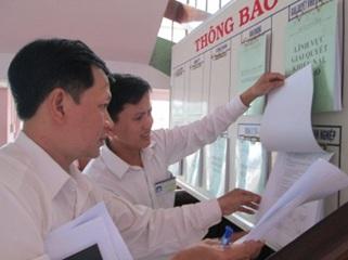 Ban hành Kế hoạch kiểm tra kết quả thực hiện cải cách hành chính năm 2017 trên địa bàn tỉnh