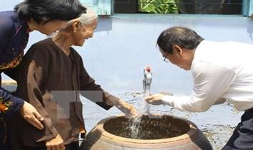 Phê duyệt kế hoạch lựa chọn nhà thầu công trình nước sinh hoạt tập trung tại buôn Tiêu B, xã Ea Tir, huyện Ea H'leo