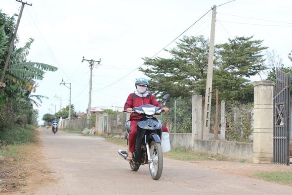 Xử lý thủ tục quản lý đầu tư xây dựng công trình Đường giao thông buôn Jút, xã Đắk Liêng, huyện Lắk.