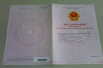 Giao 3.626,4 m2 đất tại phường Thống Nhất, thị xã Buôn Hồ cho Giáo họ Vinh Ân quản lý