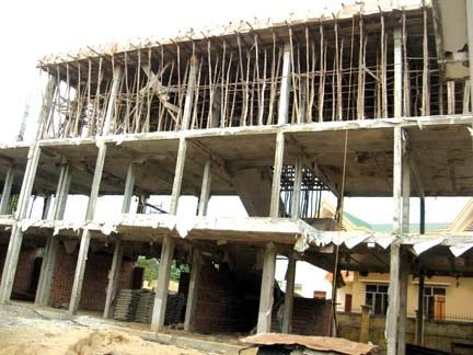 Điều chỉnh tổng mức đầu tư dự án Nhà ở nội trú cho học sinh và giáo viên của Trường THPT Ea Rốk, huyện Ea Súp.