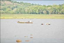 Hơn 1.463 tỷ đồng đầu tư Nâng cấp hồ chứa nước và hệ thống kênh mương Hồ Ea Kao.
