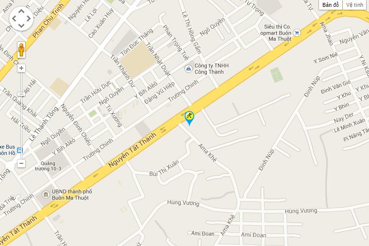 Nghị quyết đặt, đổi tên đường trên địa bàn thành phố Buôn Ma Thuột, đợt 4