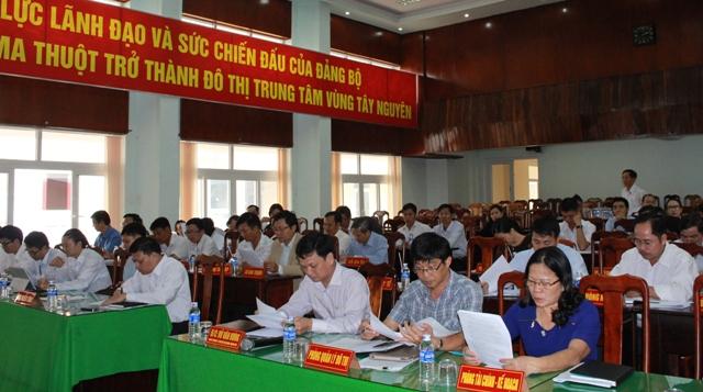 UBND thành phố Buôn Ma Thuột sẽ triển khai giao dịch 8 thủ tục trên hệ thống dịch vụ hành chính công trực tuyến ở mức độ 3.